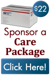 Sponsor a Care Package for a Marine