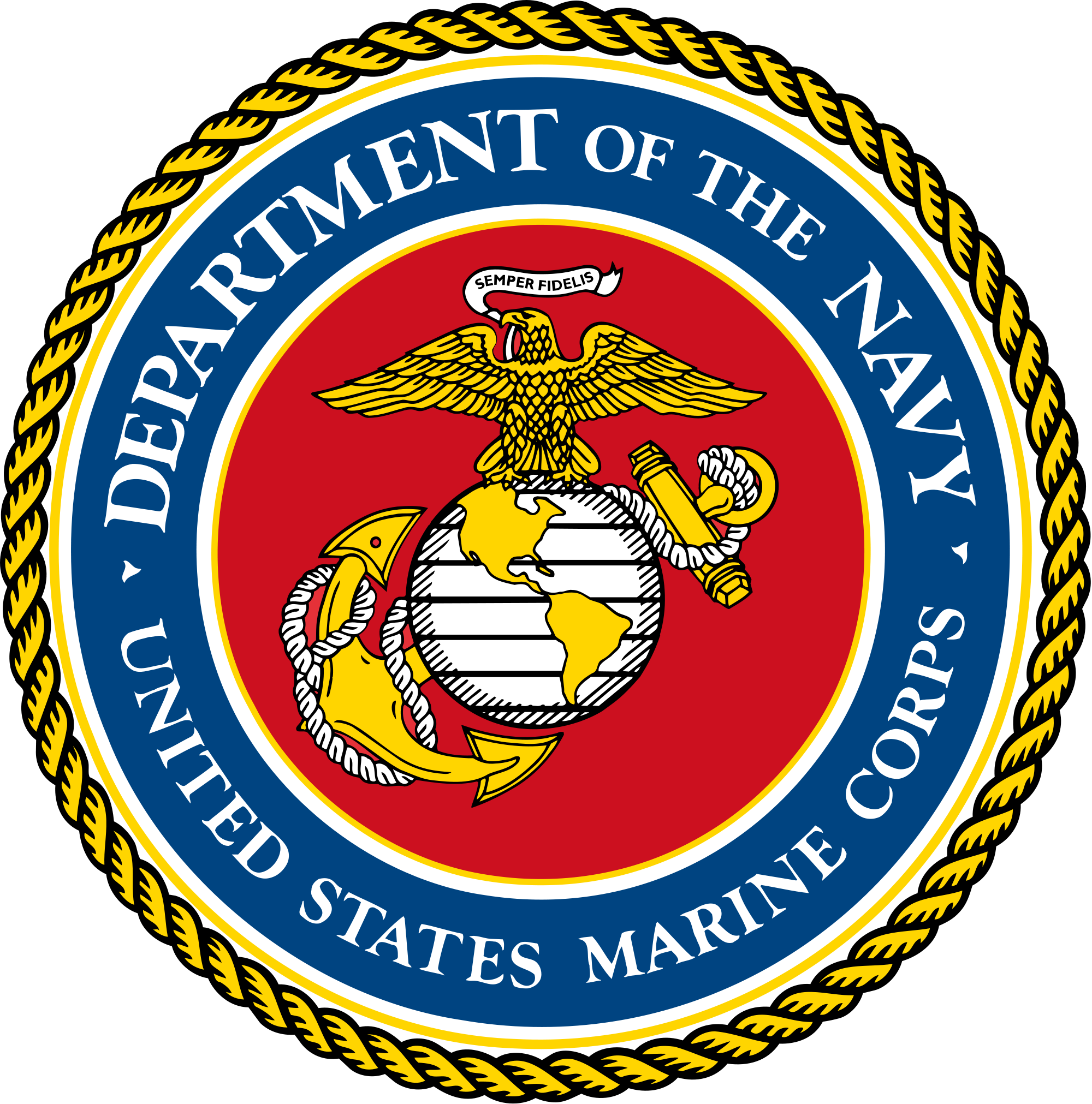The Marine Corps Seal