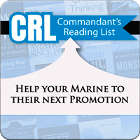 Marine Parents Commandants Reading List