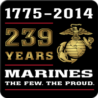Marine Parents Celebrates the Marine Corps Birthday