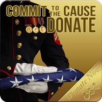 commit to the cause, donate