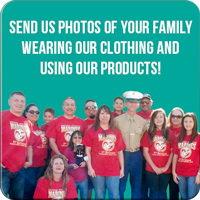 Marine Parents Send  Us Your Photos