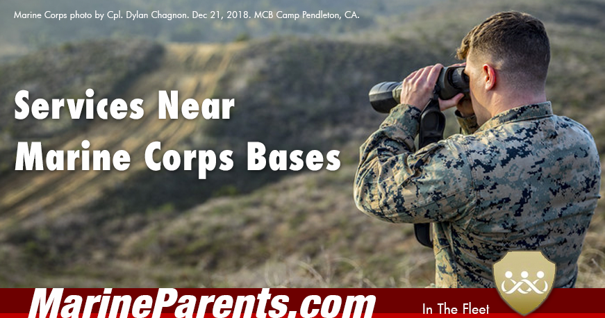 Services Near Marine Corps Bases