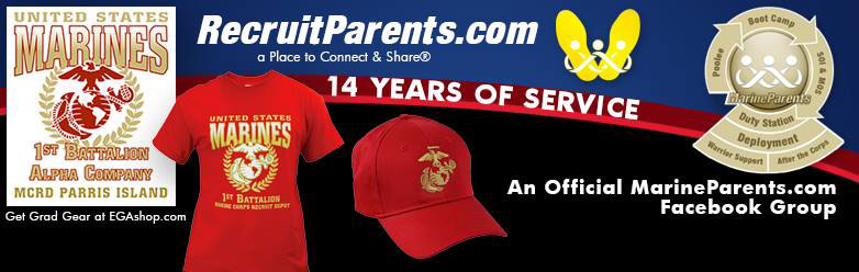 Official MarineParents.com Groups for Graduation on Facebook