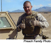 Lance Corporal Kevin T. Preach