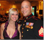 Wounded Warriors to Attend Marine Corps Birthday Ball