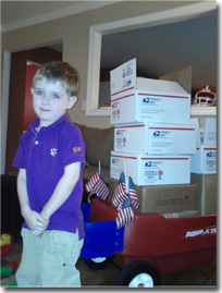 4-Year-Old Aedyn and His CPP Donations