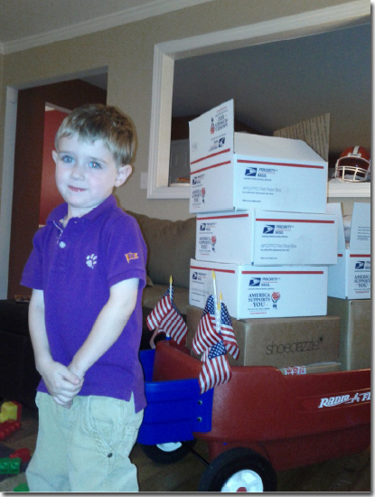 Aedyn and His CPP Donations