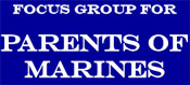 Focus Group for Parents of Marines