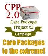 Care Packet Project™ to be in South Carolina Jan. 13th!