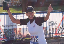 Team Marine Parents® at the Marine Corps 10k and Marine Corps Marathon
