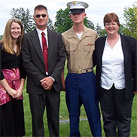 Marine Parents from Missouri