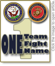 One Team – One Fight – One Name