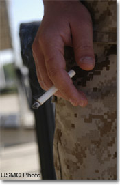 Overseas Military, Tobacco and PACT Act (Prevent All Cigarette Trafficking)