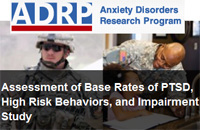 website for PTSD study