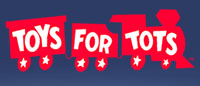 Support the Marine Toys for Tots Foundation this Holiday Season