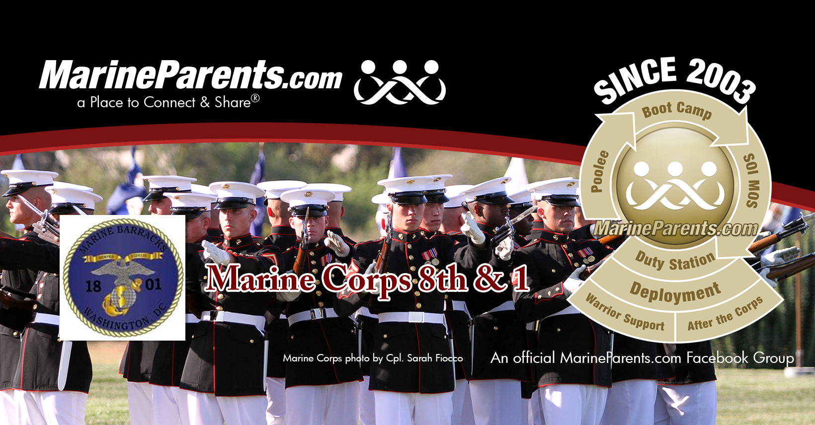 MarineParents.com MP8thI