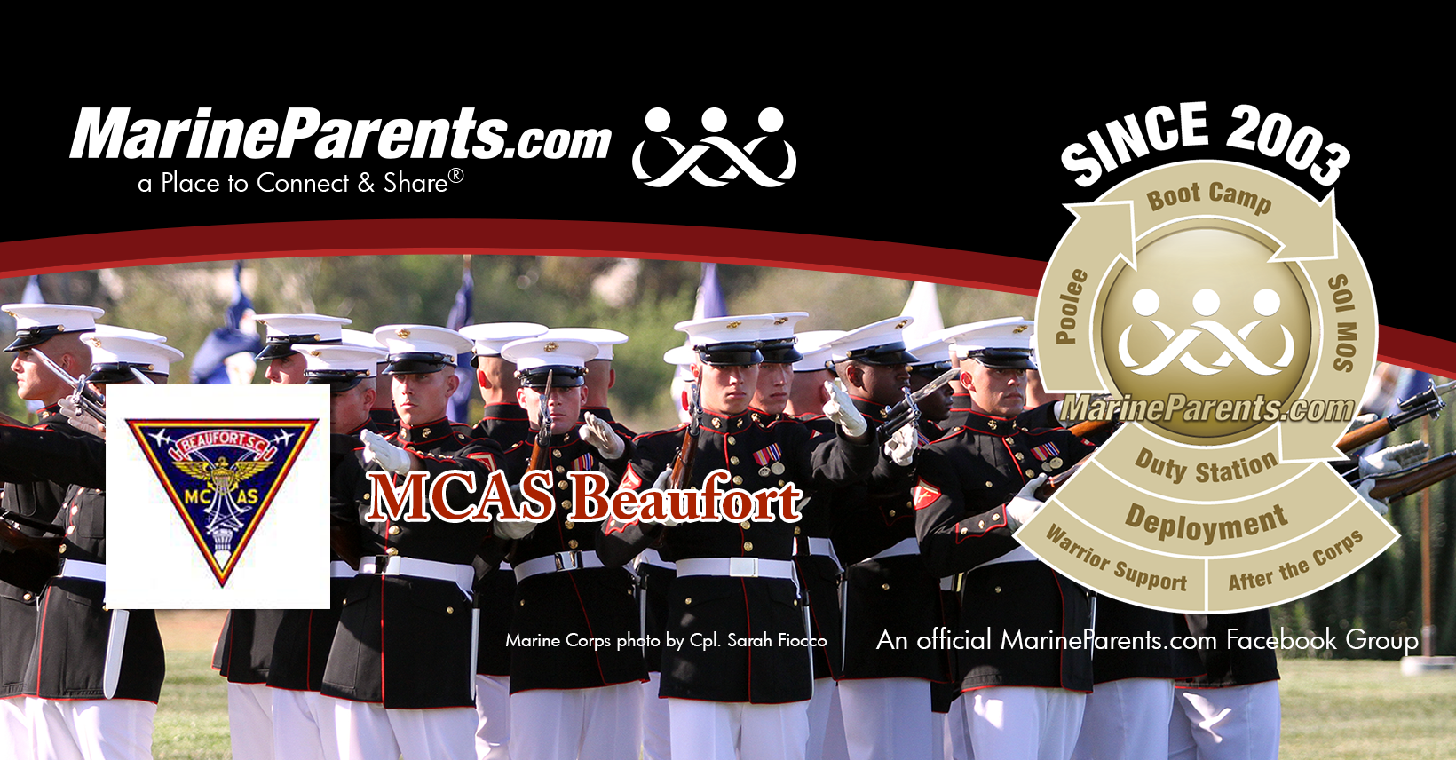 MCAS Beaufort Facebook Group