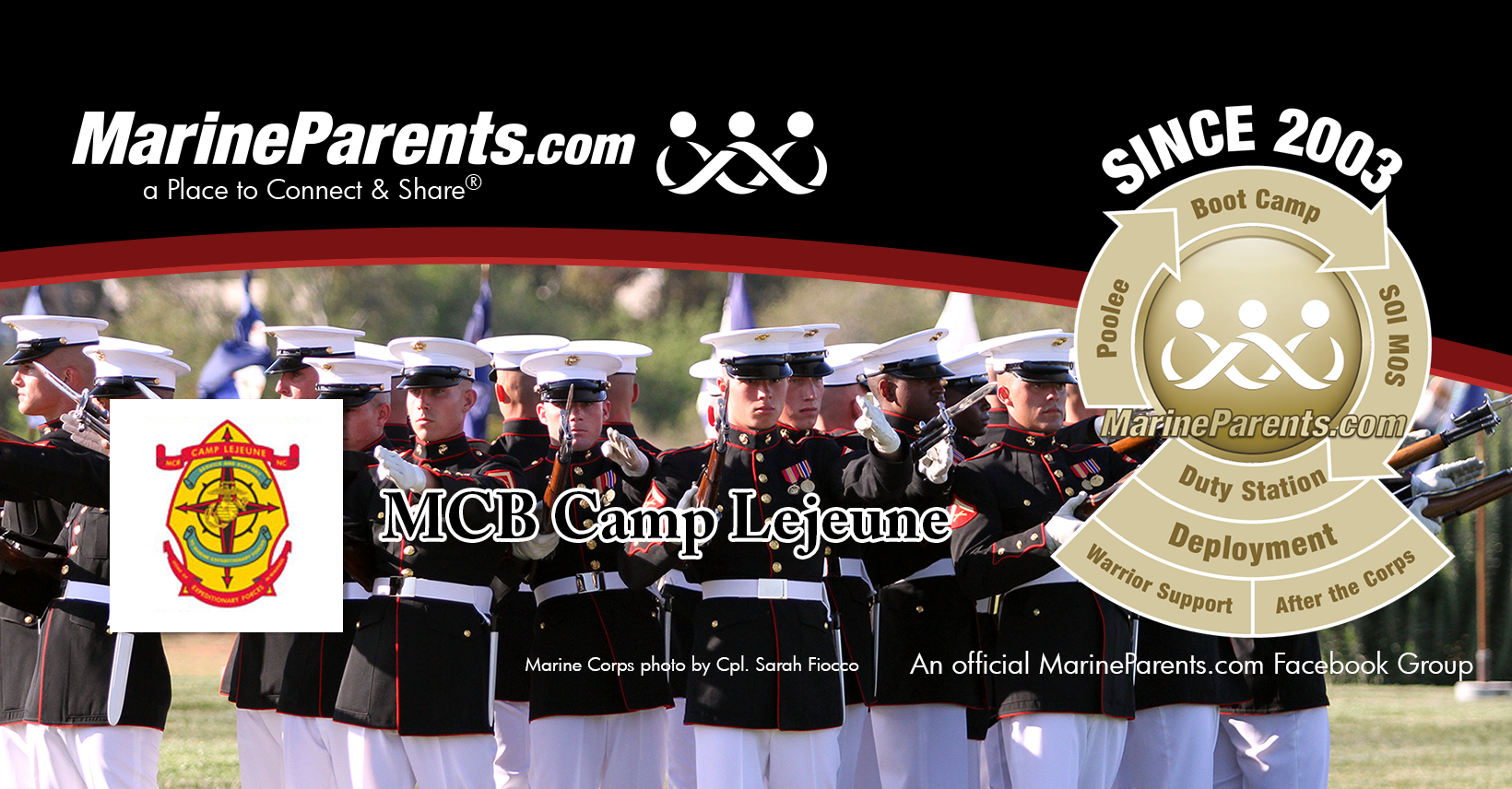 MCB Camp LeJeune Facebook Group