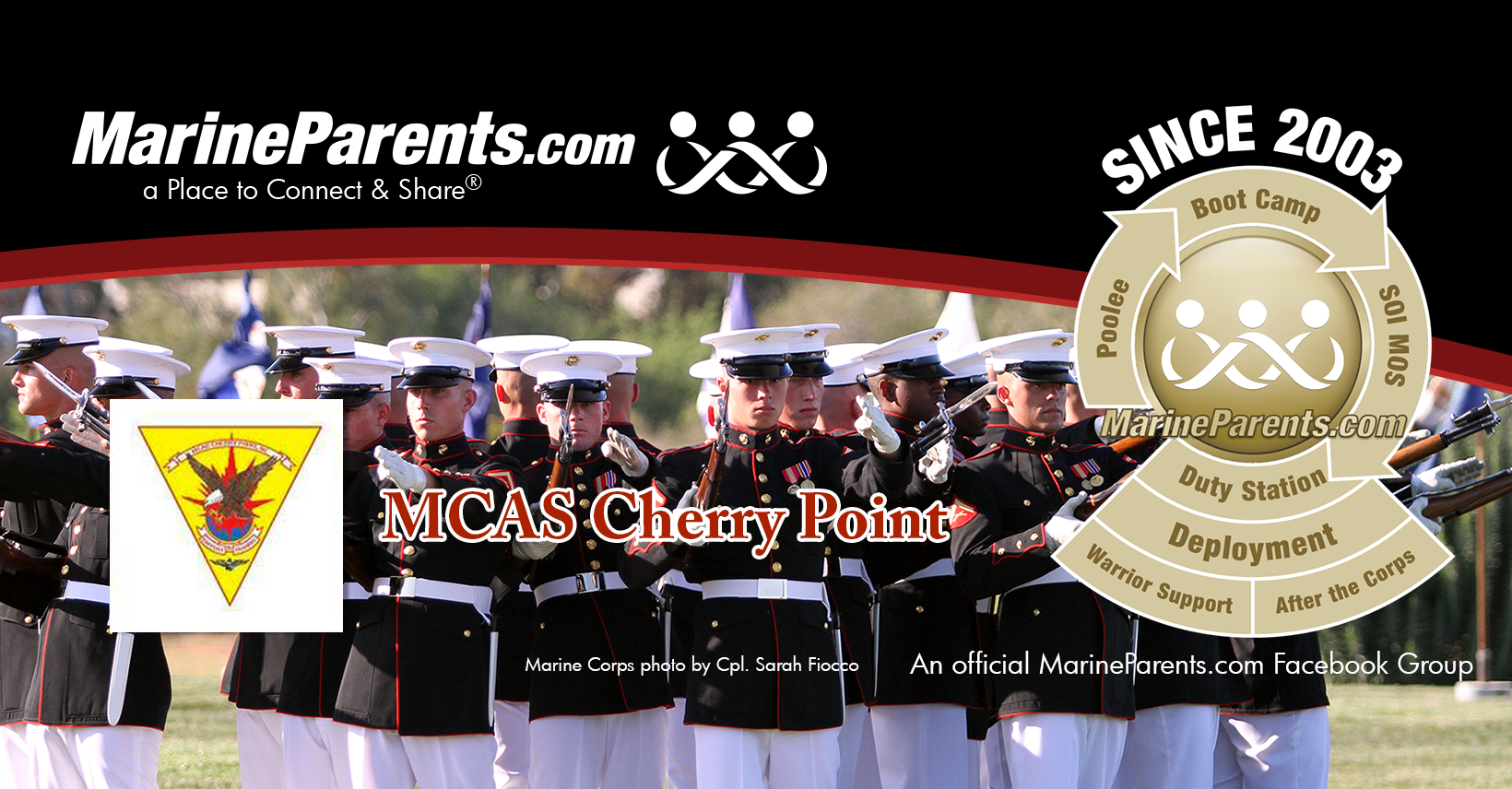 MCAS Cherry Point Facebook Group