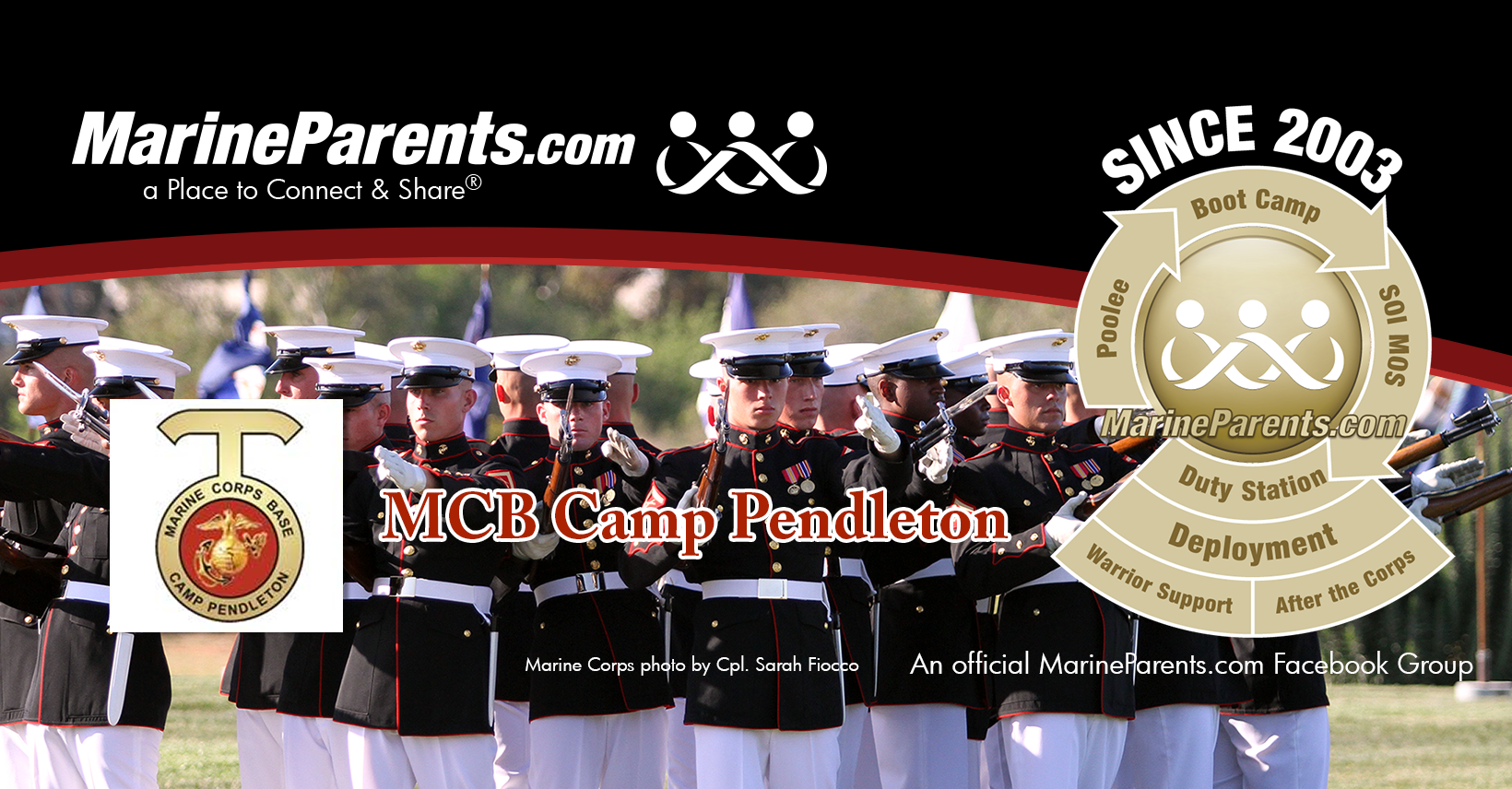 MCB Camp Pendleton Facebook Group