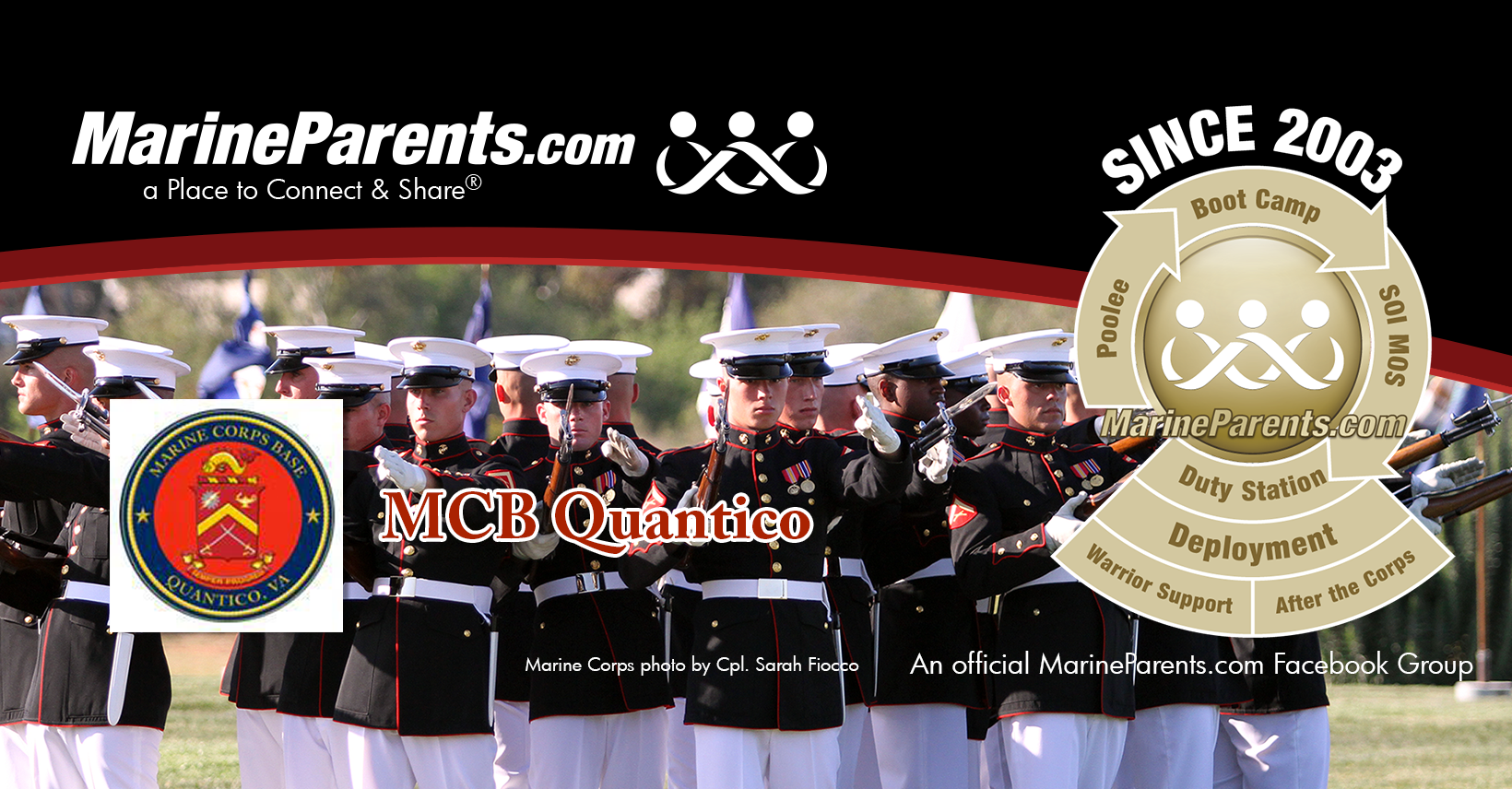 MCB Quantico Facebook Group