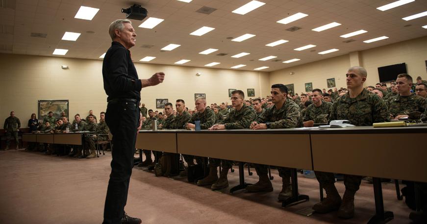 Marine Speak