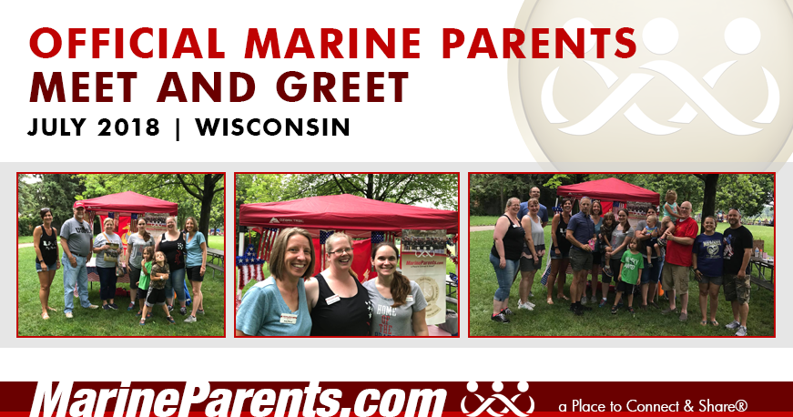 MarineParents.com Meet and Greet Wisconsin