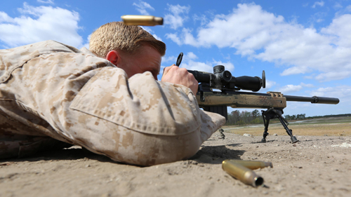 Marine Corps to Field New Sniper Rifle