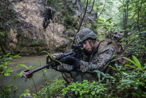 Marine Corps News: Corps to Test New Uniforms, Boots in the Pacific