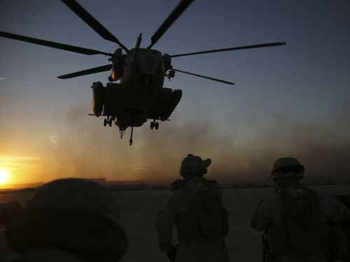 Marine Corps News: More Marines to Head to Iraq to Fight ISIS