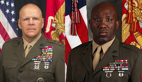 Commandant, Sergeant Major Release Message to Corps