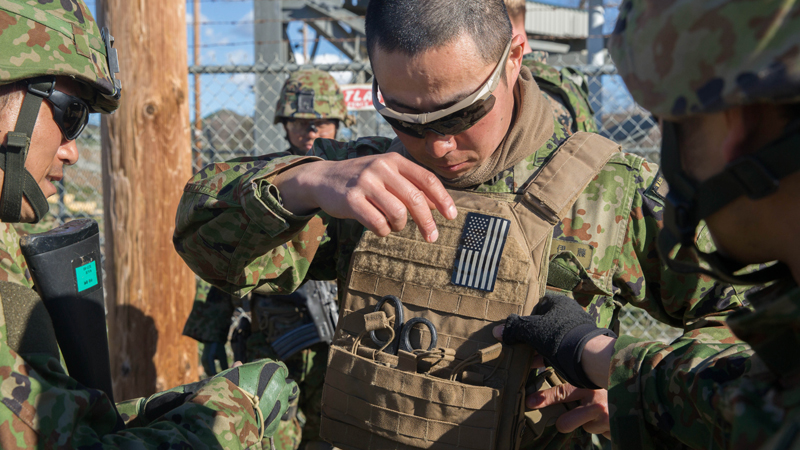 Marine Corps Looks to Make Job-Specific Gear