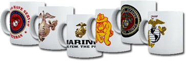 Marine Corps Coffee Mugs