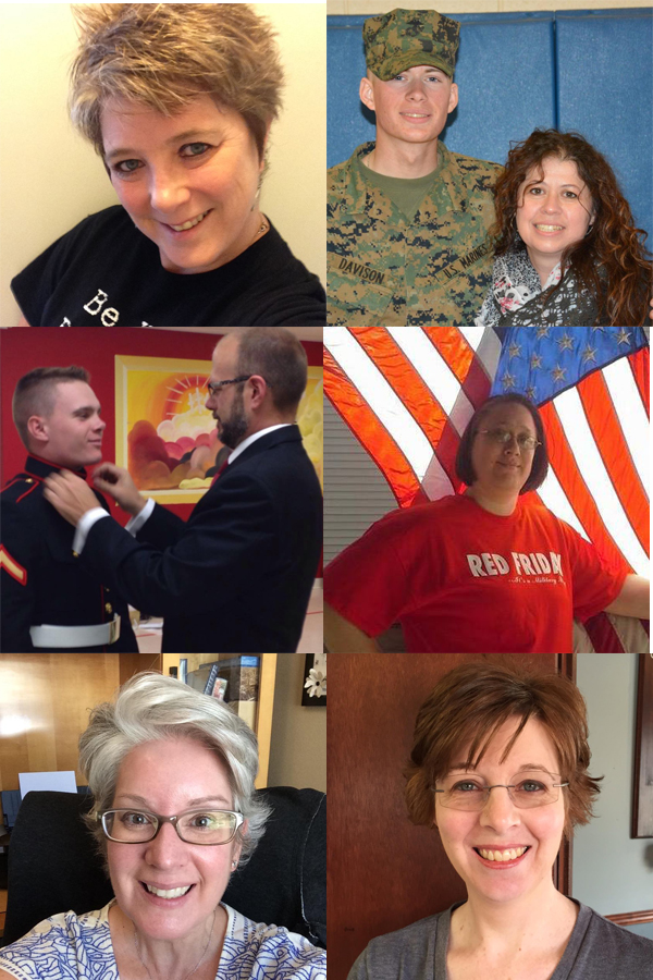 Hundreds Volunteer Online to Support Marine Corps Family Members