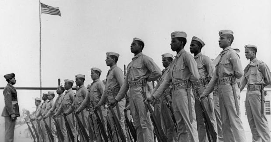 Black History Month: Montford Point Marines MarineParents.com