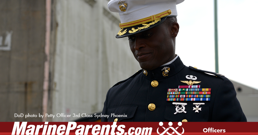 Marine Corps: Officers